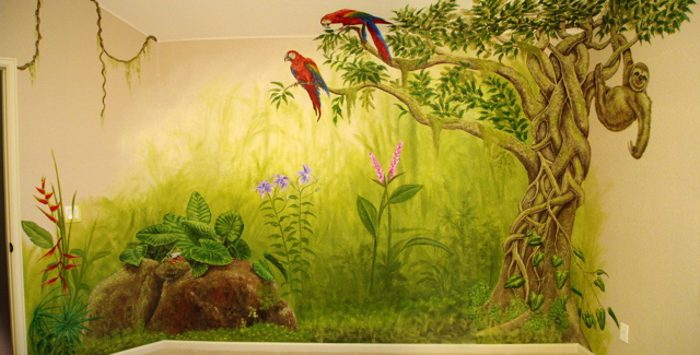 Children S Murals Kids Murals Denver Littleton G