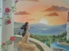 Children's Girls Room Mural