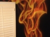 Flame Painting in Littleton by G.Go Decorative