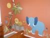 Childerens Murals in Denver: G Go Decorative