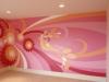 Parker Mural Painting Kids Room