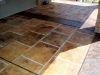 Decorative Concrete Overlay