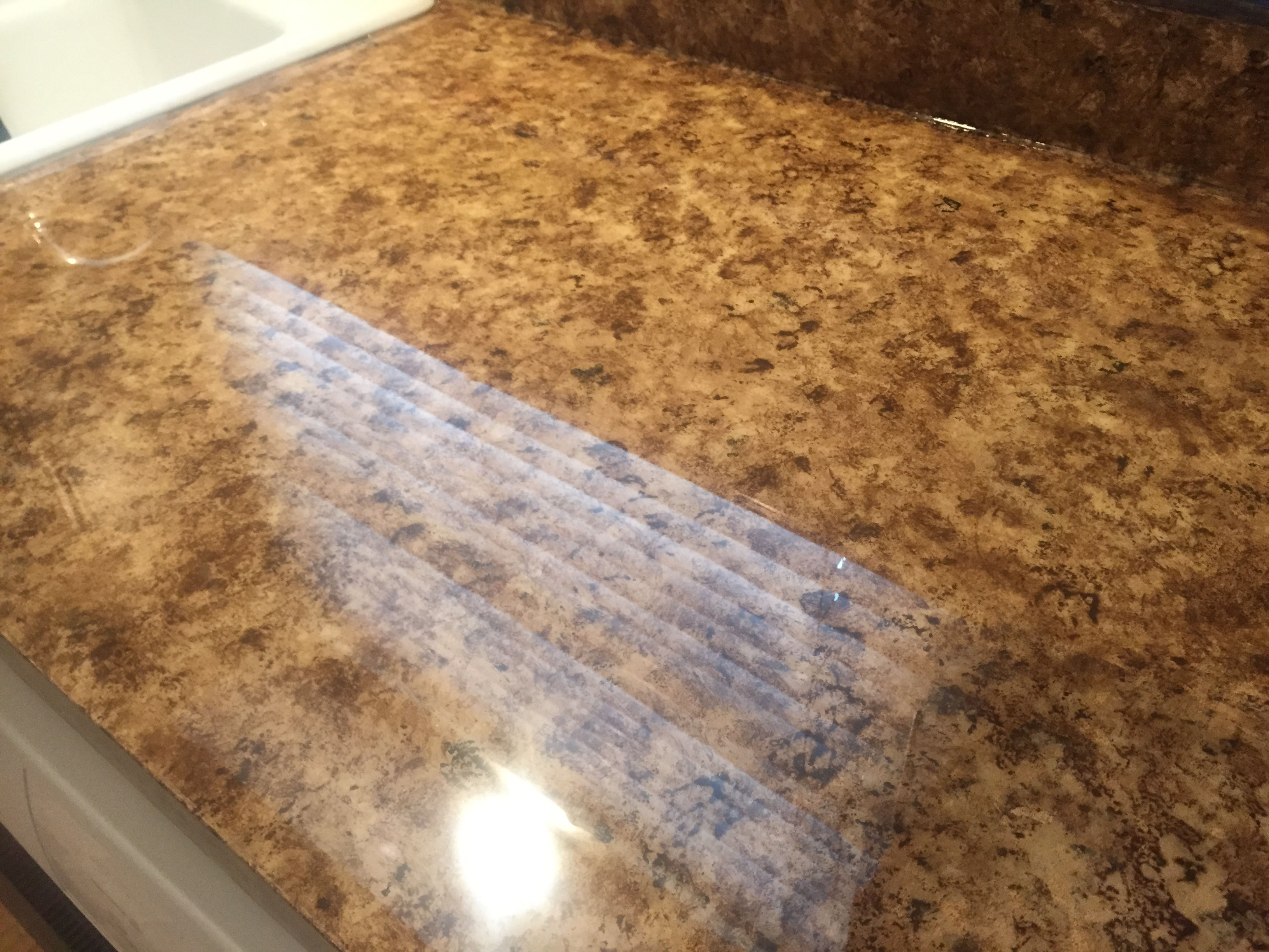 Granite Looking Formica An Excellent Home Design