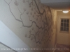 Tree Stairway Mural : Wall