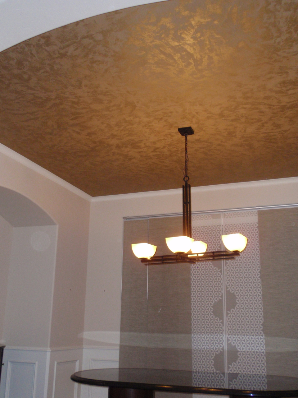 Ceiling Painting and Decorating - G.Go Decorative Denver