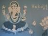 yoga-ganesh-fitness-commercial-mural1
