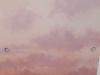 Pink Sunset Mural