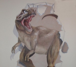 Mural Paintings by Gary Gomez in Littleton