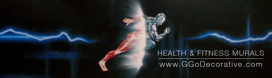 health-fitness-murals
